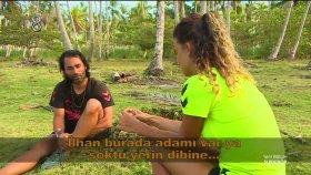 Sedat'tan Adem'e eleştiri ! 'Senin karşında çocuk mu var ? ' diyemedi !