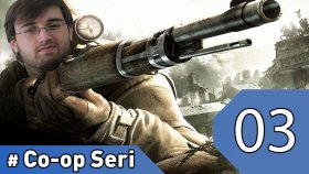 Sniper Elite V2 Co - op Seri - 3 | w / Oyun Portal