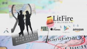 High Jinks in High Places by Ruth Barrett Book Trailer