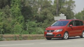 Seat Alhambra 2016 - Review