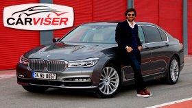 BMW 7 Serisi Test Sürüşü - Review ( English subtitled )