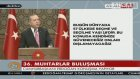 Cumhurbaşkanı Erdoğan : Yeni Düzenlemenin En Basit İfadesi Cumhurbaşkanı Ve Başbakanlık Makamının Bir