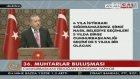 Cumhurbaşkanı Erdoğan : Yeni Sistemde Cumhurbaşkanı'nın Tek Kanun Sunma Yetkisi Var