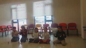 Cup Game Ritim Çalışması Beylikdüzü Mektebim Okulu Öğretmen Melike Aysın Gamgam