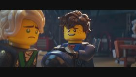 The Lego Ninjago Movie - Fragman ( 2017 )