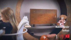 Vigo Konvektör Akıllı Elektrikli Isıtıcı