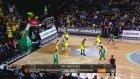 Darüşşafaka Doğuş 72 - 65 Fenerbahçe ( Maç Özeti - 10 Şubat 2017 )