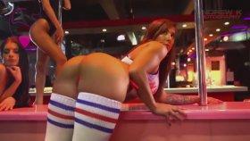 Striptiz Kulübünde Mannequin Challenge