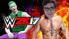 Joker Geri Döndü ! - Wwe 2k17 - Burak Oyunda