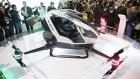 Drone'lar ile Dubai'de Taksi Hizmeti Verilecek !
