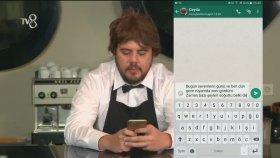 14 Şubat Whatsapp'ta Nasıl Yaşanıyor ? ( 3 Adam 15 Şubat Çarşamba )
