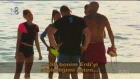 Survivor 2017 - Erdi Anıl'ı Yanından Kovdu 11.Bölüm