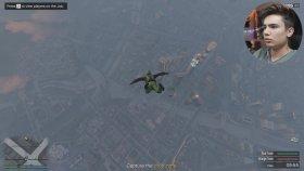 Gta 5 Online - İmkansız Paraşüt Savaşı !