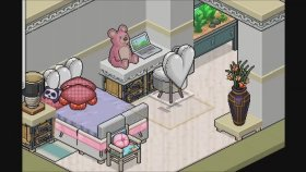 Habnet : En Basit Genç Kız Odası Yapımı ! - Girl Bedroom ?