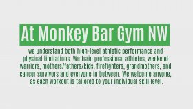 It is Monkey Bar Gyms MBG mission to change the way the world views health and fitness