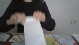 Kağıt Kalem Kutu Çok Tatlı