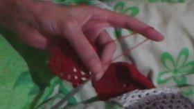 Yelek , çanta , battaniye , yatak örtüsü motifleri 1motifli yelek yapılışı