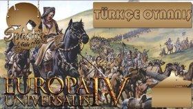 Manpowerı Sıfırladık Pampa Europa Universalis Iv Türkçe Göktürkler Bölüm 11