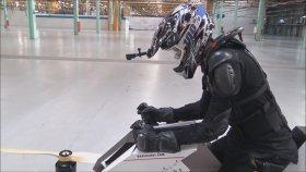 Star Wars'un İnsanları Taşıyabilen Drone'ları Gerçek Oluyor !