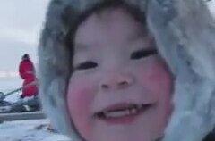 Dünyanın En Sevimli Çocuğu Olabilir