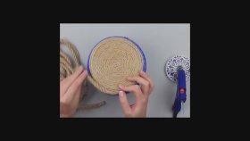 Dekoratif Sepet Nasıl Yapılır