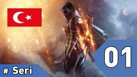 Çılgın Türk Askeri | Battlefield 1 Multiplayer Oynuyoruz