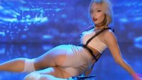 Dansı ile Yürekleri Hoplatan Romanya Yetenek Yarışmasındaki Kadın
