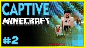Ölüm Ölüm Dediğin Nedir Gülüm - Captive Minecraft Özel Harita - Bölüm 2