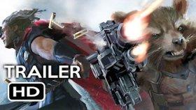 Avengers : Infinity War - Production Fragman ( 2018 )