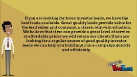 Are You Looking For Fresh Forex and Binary Leads