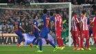 Neymar'ın Sporting Gijon'a attığı frikik golü