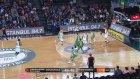 Darüşşafaka Doğuş 77 - 72 Panathinaikos ( Maç Özeti - 3 Mart 2017 )