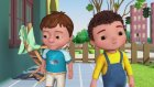 Can - Abimin Kostümü - Yeni - Çizgi Film İzle