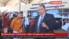 Galatasaraylı Taraftarlar , Takım Otobüsüne Tekme ve Yumruklarla Saldırdı