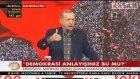 Erdoğan Almanya'yı Yerden Yere Vurdu : Sizin Demokrasi Anlayışınız Bu Mu ?