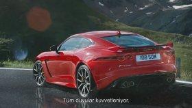 Jaguar FTYPE geliştirilen teknolojisi ve dinamik performansı ile artık daha cesur