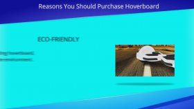 Why Hoverboard is a Good Buy