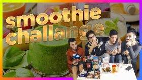 Soğan Yeme Cezalı Smoothıe Challenge !