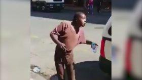 Sokakta Yaşayan Adamdan Muhteşem Gösteri