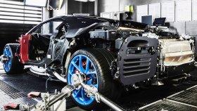 Bugatti Chiron İşte Böyle Üretiliyor