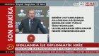 Cumhurbaşkanı Erdoğan : Fransa'ya Teşekkür Ediyorum Bu Sıkıntılı Oyunların İçine Girmedi