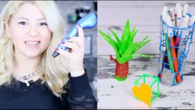 3D Kalem İncelemesi | 3d Pen Review