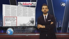 Sayın Adnan Oktar'ın Şubat 2017'de dünya basınında yayınlanan makaleleri