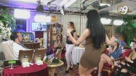 Dans Eden Kediciklerin Adnan Hocalarını Baştan Çıkarma Çabası