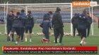 Başakşehir , Karabükspor Maçı Hazırlıklarını Sürdürdü