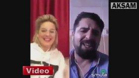 İngiliz şarkıcı Marie ile Cizreli Mehmet Ali'nin düeti rekor kırıyor