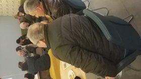 19.02.17 Edremit Lisesi Mezunları - Lise Kantin Buluşması Konuşmalar