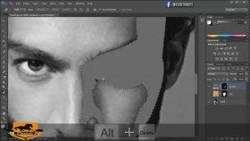 Photoshop : Kalem aracıyla Resmi Vector Yapma !