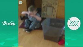 tRy Not To Laugh CHallenge Funny Kids Vines CompiLation 2016 1000 İzlenme Alabilecek Derecede Bebek