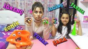İlginç Komik Ve İğrenç Ürünlerle Oynadık Kahkaha Komedi Bu Videoda